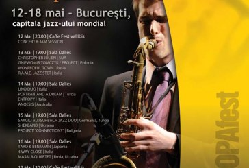 """<span class=""""entry-title-primary"""">EUROPAfest – Bucharest International Jazz Competition</span> <span class=""""entry-subtitle"""">12-18.05.2019</span>"""