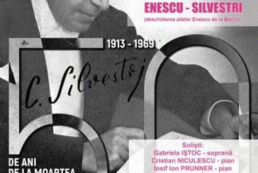 """<span class=""""entry-title-primary"""">Concert extraordinar Enescu – Silvestri</span> <span class=""""entry-subtitle"""">28.08.2019, ora 19.00</span>"""