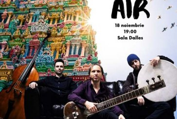 """<span class=""""entry-title-primary"""">Concert Indian Air</span> <span class=""""entry-subtitle"""">18.11.2019, ora 19.00</span>"""