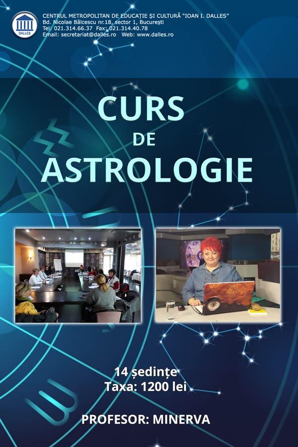 Curs de Astrologie