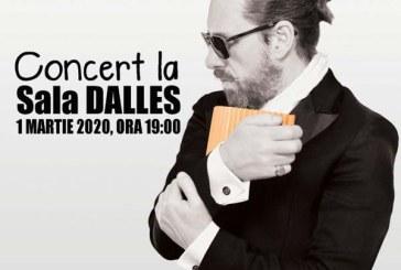 """<span class=""""entry-title-primary"""">Mărțișoare în sunete de primăvară – Concert Nicolae Voiculeț</span> <span class=""""entry-subtitle"""">1.03.2020, ora 19.00</span>"""