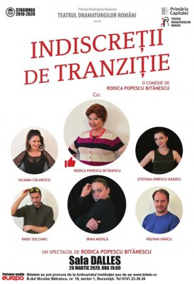 """<span class=""""entry-title-primary"""">Indiscreții de tranziție</span> <span class=""""entry-subtitle"""">28.03.2020, ora 19.00</span>"""