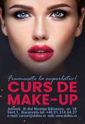 Curs de Make-Up