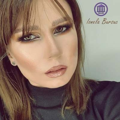 Ionela Bursuc - make-up trainer