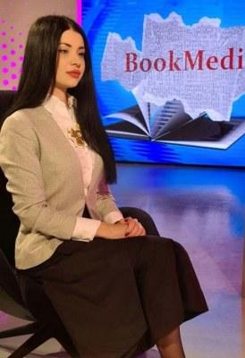BookMedia – discuție cu Ana Maria Ducuță și regizorul Ion Mircioagă
