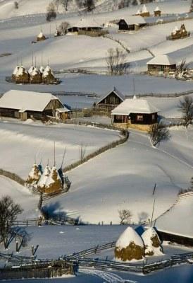 În prag de mare sărbătoare – Tradiții românești de Crăciun (I)