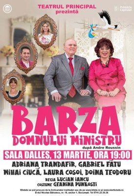 """<span class=""""entry-title-primary"""">Barza domnului ministru</span> <span class=""""entry-subtitle"""">13.03.2021, ora 19.00</span>"""