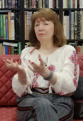 Luna Francofoniei – interviu cu Christine Colonna-Cesari