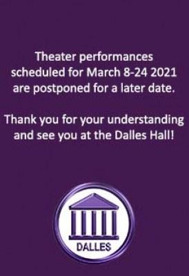 Postponement of theater performances