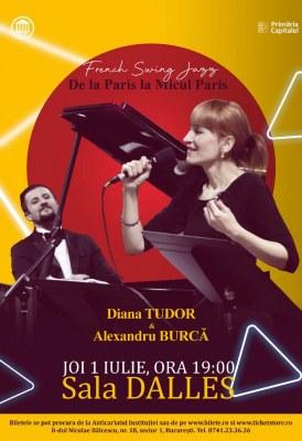 "<span class=""entry-title-primary"">French Swing Jazz and Tango – De la Paris la Micul Paris</span> <span class=""entry-subtitle"">1.07.2021, ora 19.00</span>"