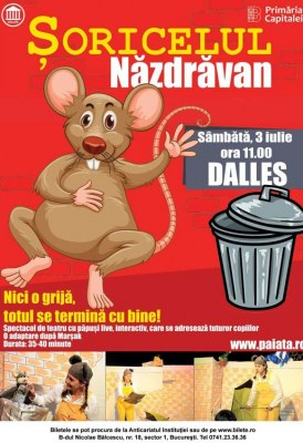 """<span class=""""entry-title-primary"""">Șoricelul năzdrăvan</span> <span class=""""entry-subtitle"""">3.07.2021, ora 11.00</span>"""