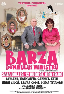 """<span class=""""entry-title-primary"""">Barza domnului ministru</span> <span class=""""entry-subtitle"""">12.08.2021, ora 19.00</span>"""